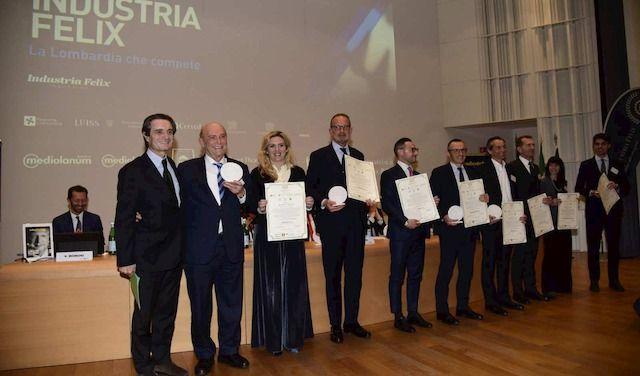 Premio 'Industria Felix - La Lombardia che compete'