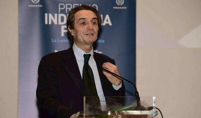 'Industria Felix - La Lombardia che compete' FONTANA