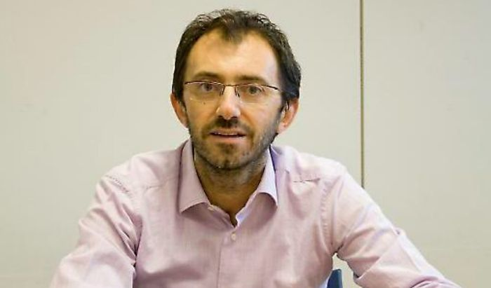 Roberto Poli, Roberto Poli - Direttore Ser.D
