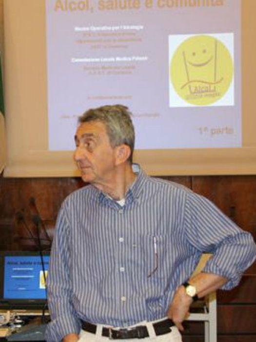Emanuele Sorini - Responsabile Nucleo Operativo Alcologia