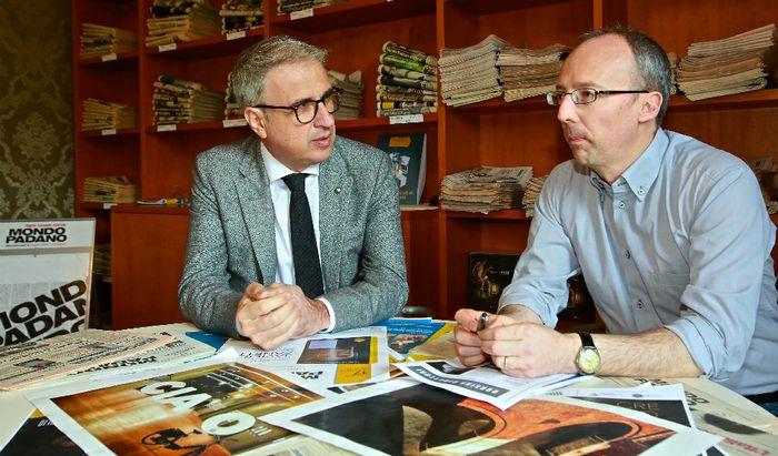 Marco Bencivenga e Alessandro Rossi