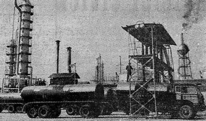 Foto d'epoca da La Provincia