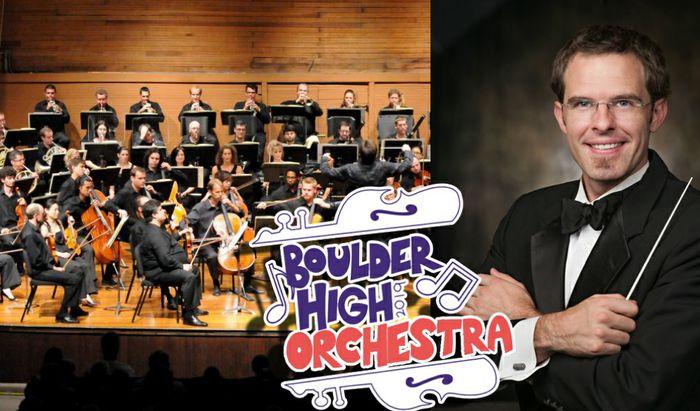 Boulder High Orchestra