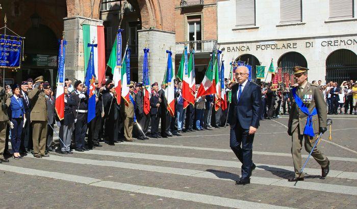 Il Prefetto Gagliardi alla festa della Repubblica del 2 giugno