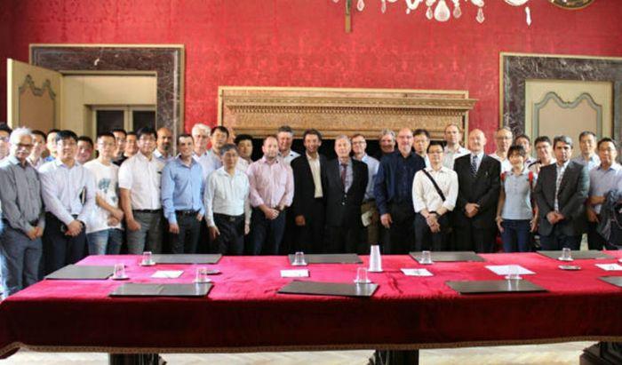 Comitato Tecnico della World Steel visita Cremona e l'Acciaieria Arvedi