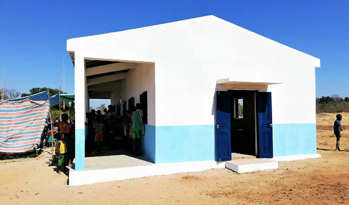 """Padania Acque for Africa"", scuola intitolata a San Giuseppe"