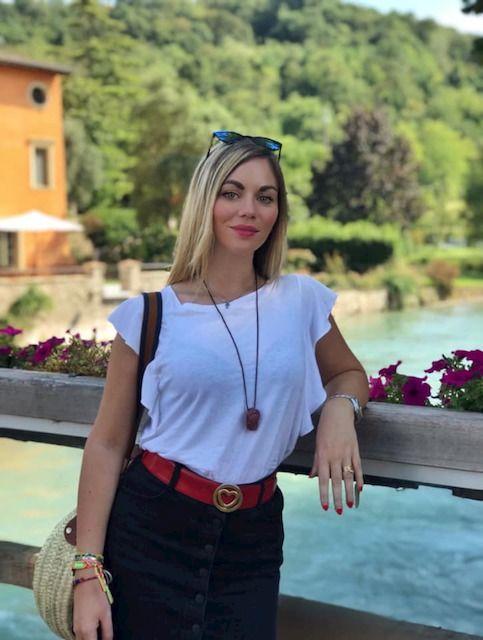 Claudia Cabrini a Borghetto