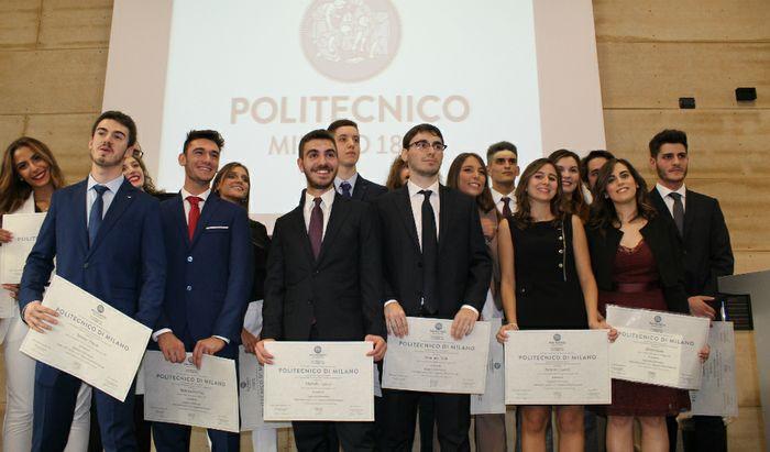 Nuovi ingegneri al Politecnico di Cremona