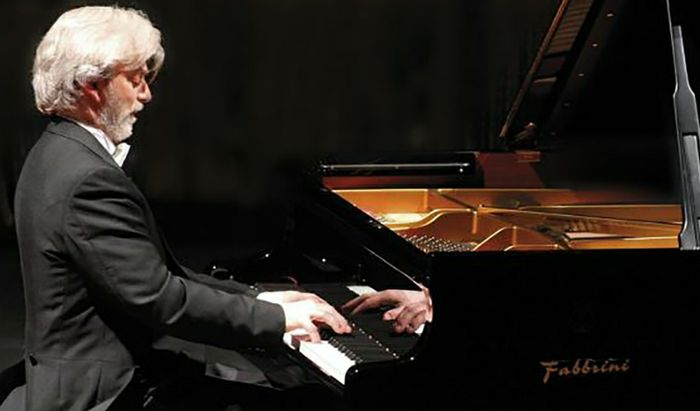 Il pianista Zimerman