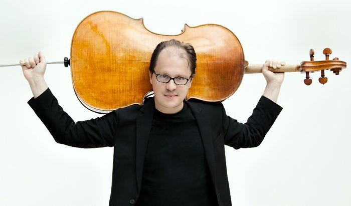 Il Violoncellista Giovanni Gnocchi