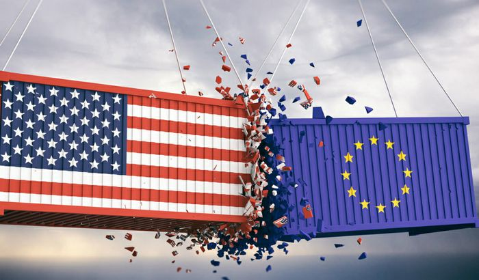 Dazi Usa contro l'Europa