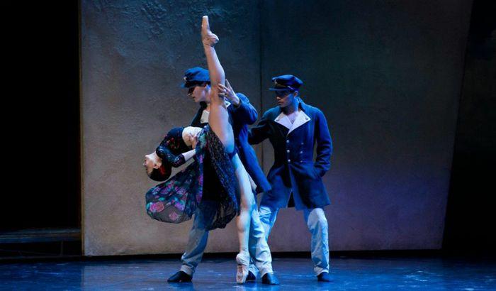 Carmen in scena al Ponchielli