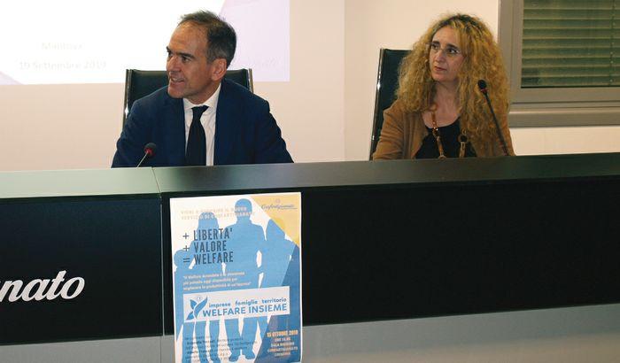 Welfare Insieme - Fraticelli e Pinzauti