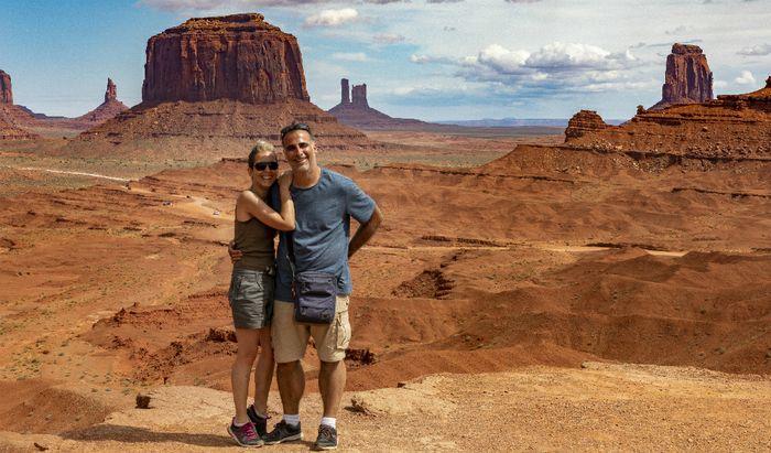 Federica e Andrea: foto un viaggio