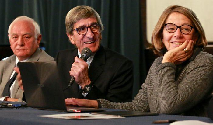 Walter Montini, Stefano e Serena Andreotti