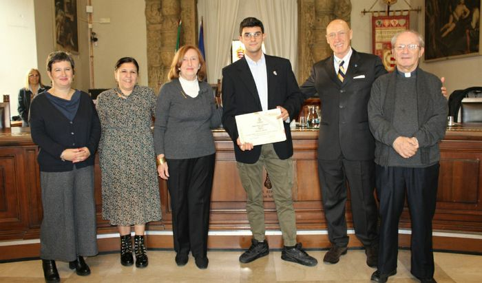 Premio Lidia Bittanti 2019 - Francesco Bianchi