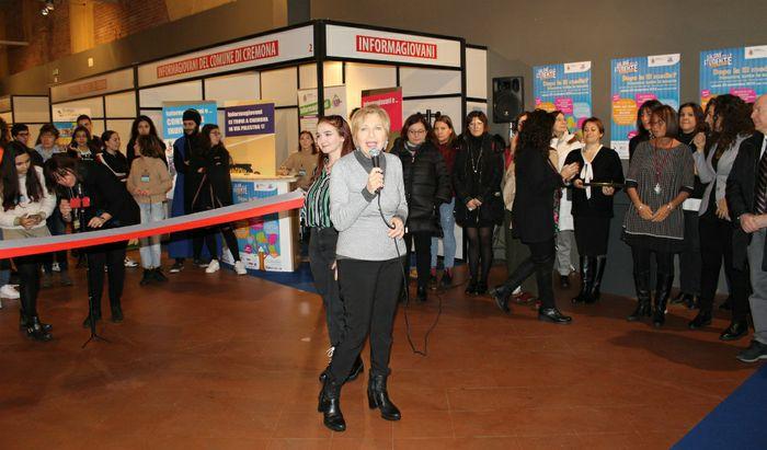 Inaugurazione Salone dello Studente Junior