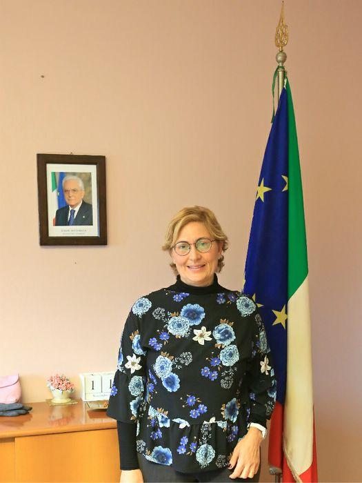 La Dr.ssa Rossella Padula