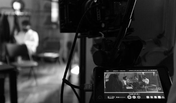Le riprese del film girato a Cremona