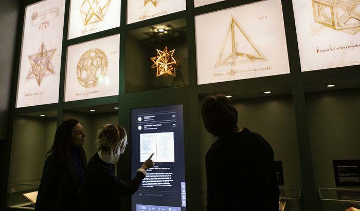 Nuove Gallerie di Leonardo - Museo della Scienza e della Tecnica Leonardo Da Vinci