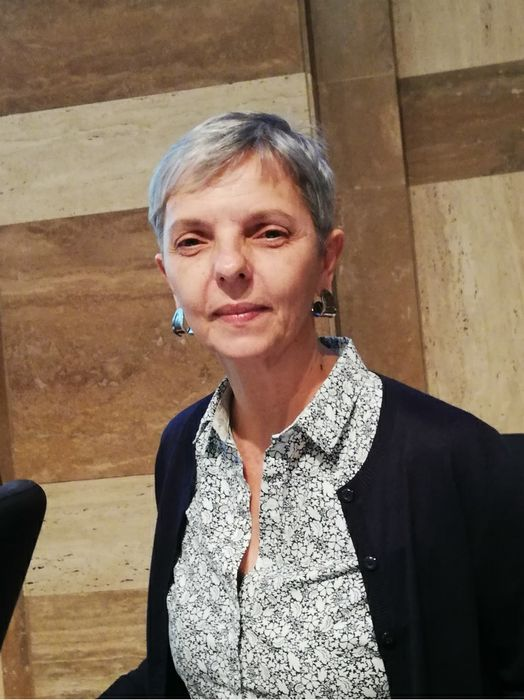 Rita Brambini, segretario Filctem Cgil Cremona