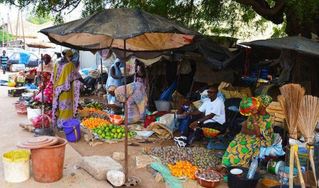 Mercato da Strada - Senegal