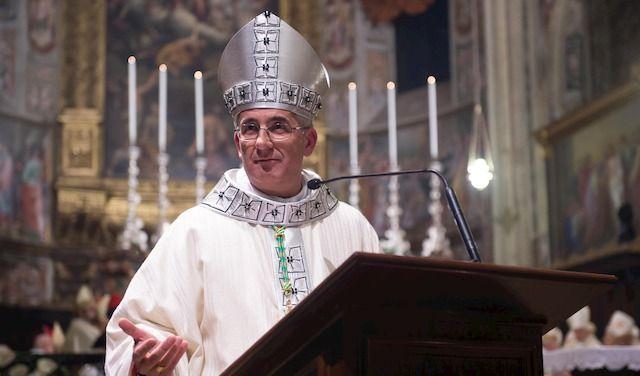 Antonio Napolioni, Vescovo di Cremona