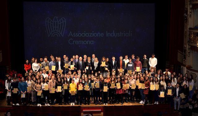 ASSOCIAZIONE INDUSTRIALI BORSE DI STUDIO DICEMBRE 2019