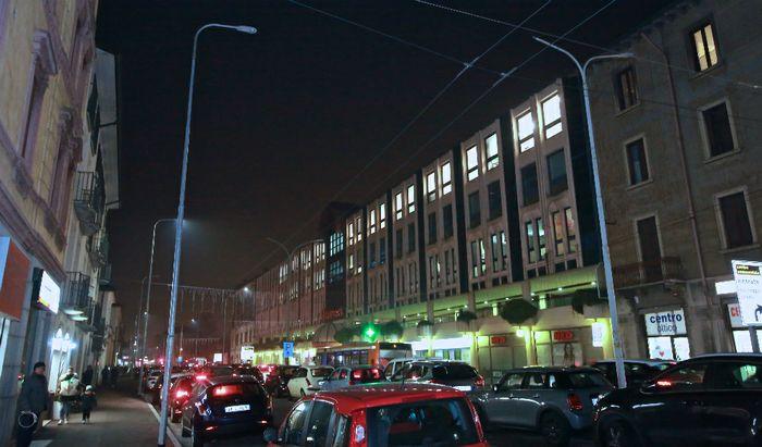Via Dante a Cremona