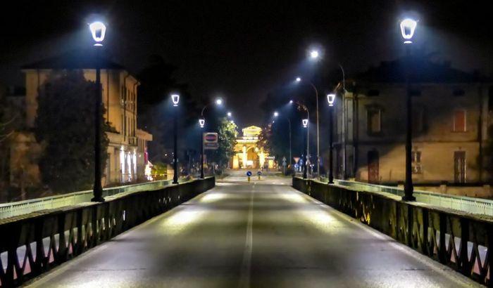Ponte sul Serio a Crema