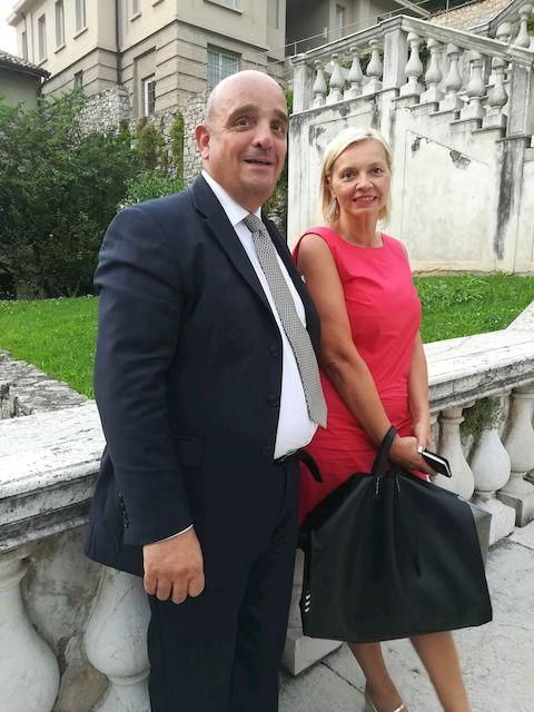 MAURIZIO POLI E GIUSY BIONDELLI