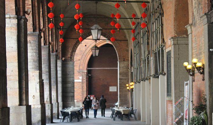Portici Palazzo del Comune