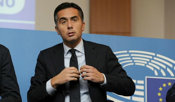 L'On. Massimiliano Salini