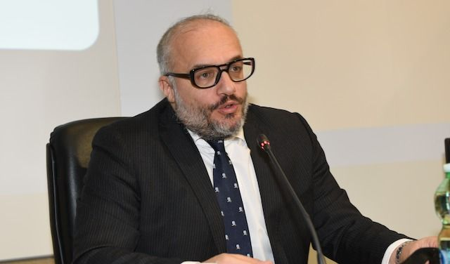 Berlino Tazza, Presidente Sistema Impresa