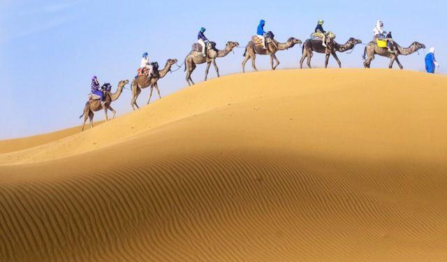 Deserto - Marsa Alam