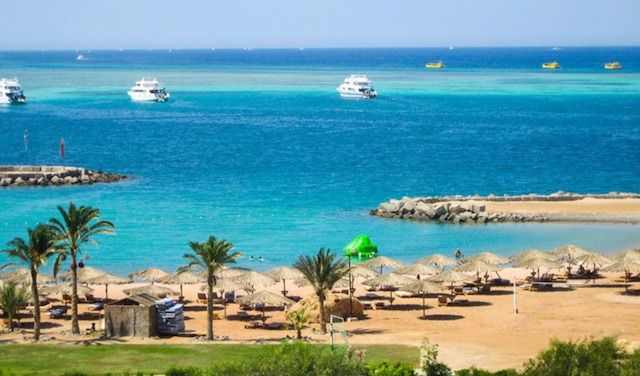 Spiaggia - Marsa Alam