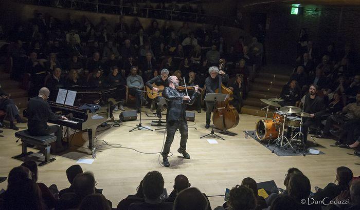 Il Violinista Alessandro Quarta