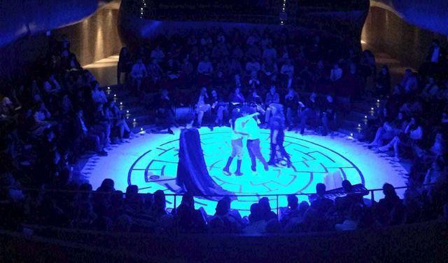 Gruppo Teatrale Colpo di scena all'auditorium Arvedi