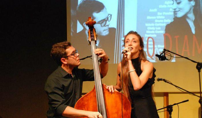 Marta Cataldi e Jacopo Sgarzi