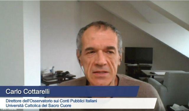 Cottarelli webinar