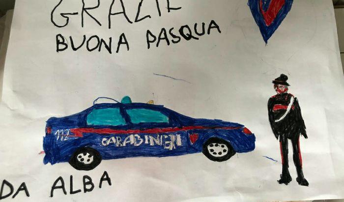 Alba ringrazia i Carabinieri per il lavoro svolto durante la Pasqua