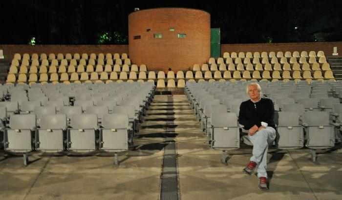 Giorgio Brugnoli all'Arena Giardino