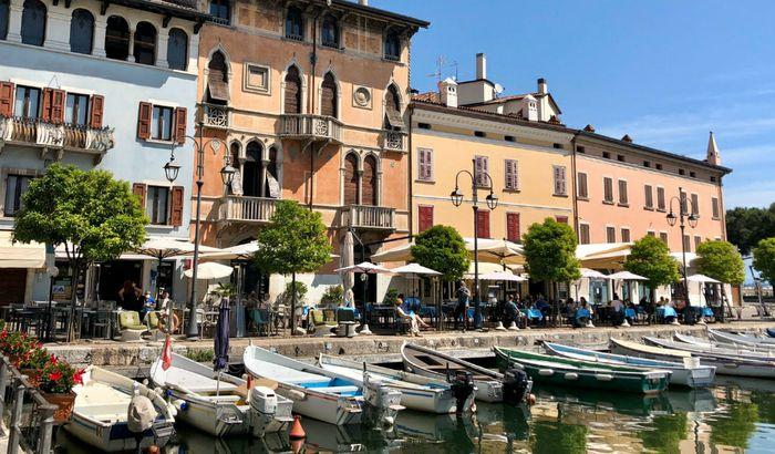Desenzano, Porto Vecchio