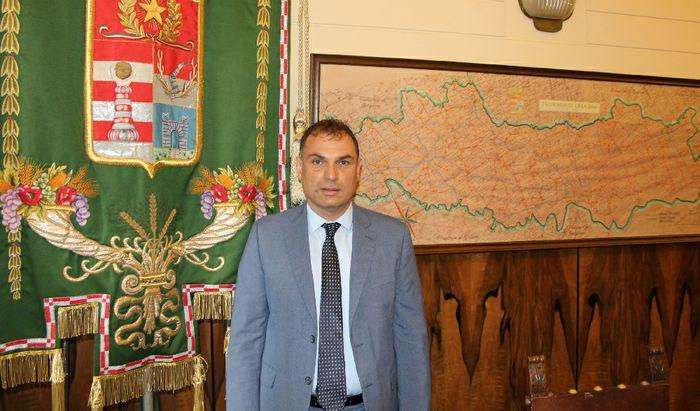 Paolo Mirko Signoroni, Presidente della Provincia
