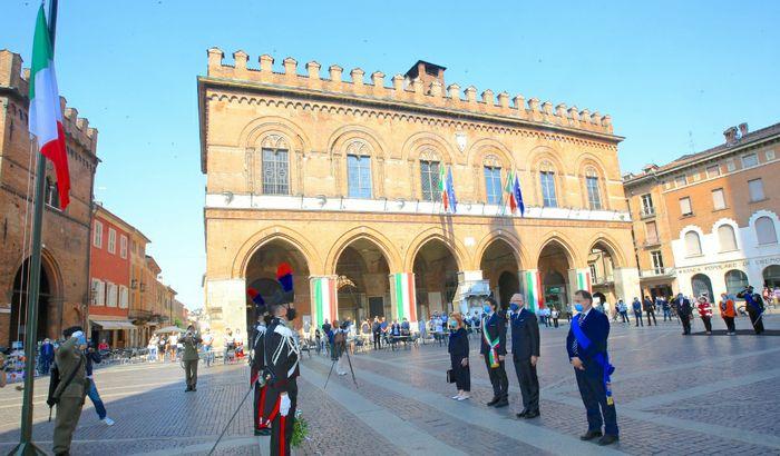 Festa della Repubblica - Piazza del Comune - Cremona