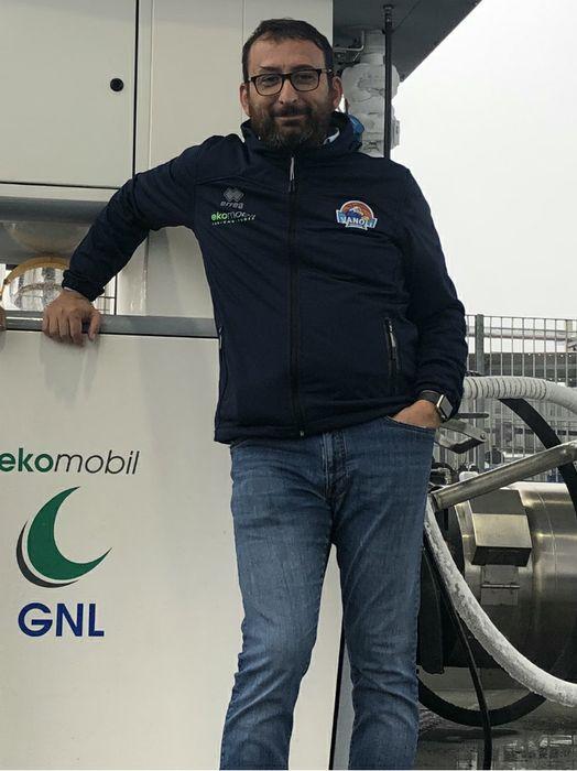Francesco Pinardi, CEO di Ekomobil