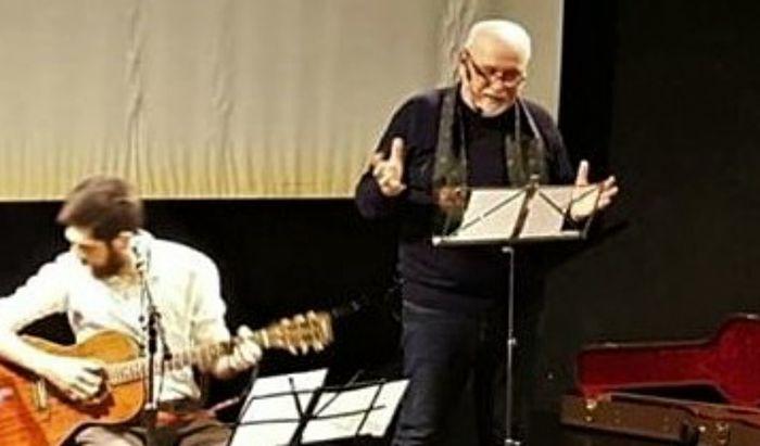 Fausto Lazzari (a dx nella foto)