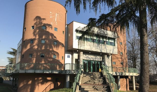 Esterno Campus di Cremona POLITECNICO