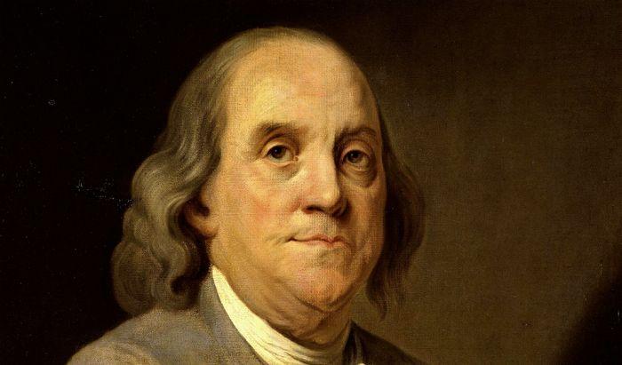 Ritratt o di Franklin