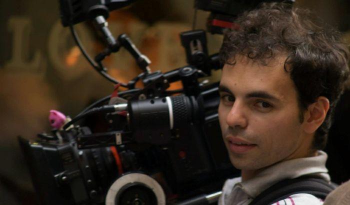 Il regista Crivaro